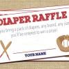 baseball diaper raffle