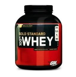 Muskeln aufbauen Proteinpulver