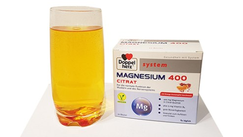 Doppelherz system Magnesium Citrat 400