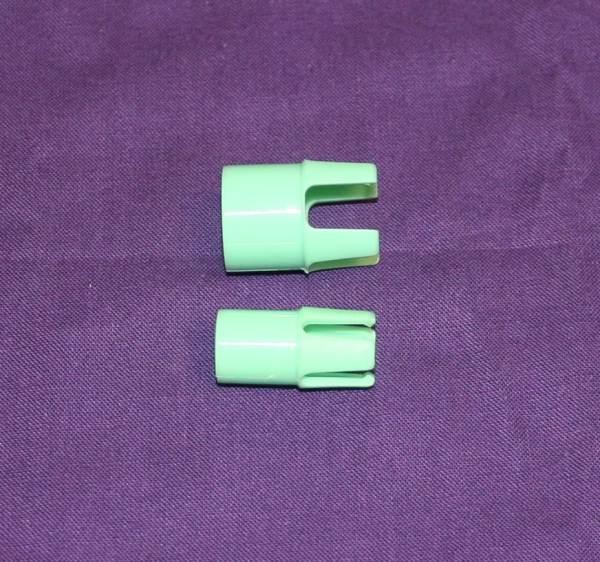 telscoping hook Plastic insert collets