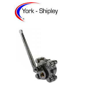 Replacement valve components for York-Shipley boilers