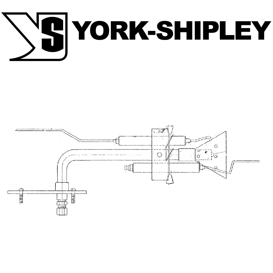 Replacement 138643 York-Shipley & Donlee Ignitor assembly