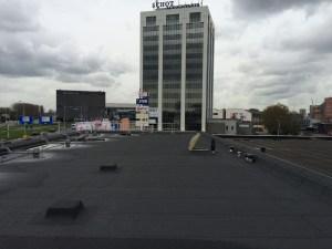 Dakrenovatie Stadionweg Rotterdam | Aetam Dakbedekkingen BV