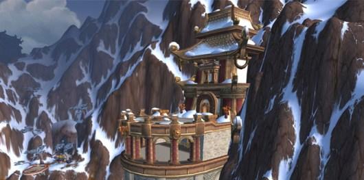 L'entrée des Caveaux Mogu'shan