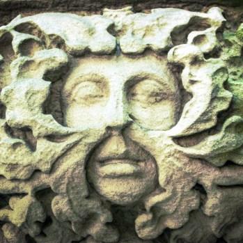 green man homme vert robin des bois anthroposophie écologie extinction rébellion
