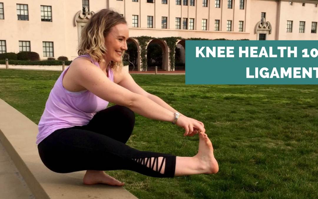 Knee Health 101: Ligaments (ACL, PCL, MCL, Oh My!)