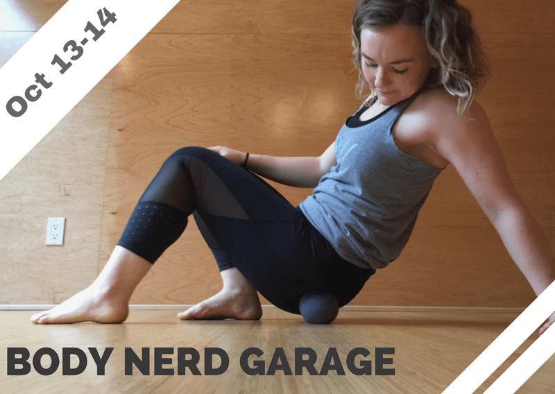 Oct 13-14 – Body Nerd Garage (Burbank, CA)