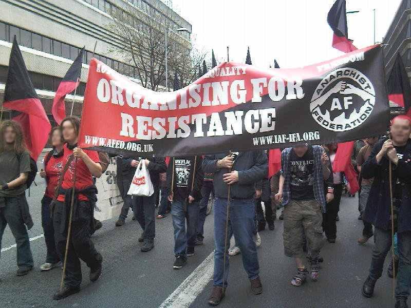 Organise, Resist, Win!