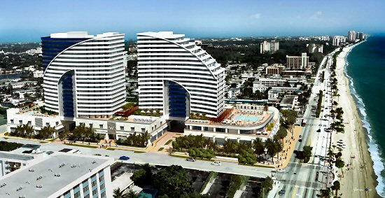 W Fort Lauderdale Residences Luxury Condo  AF Real Estate