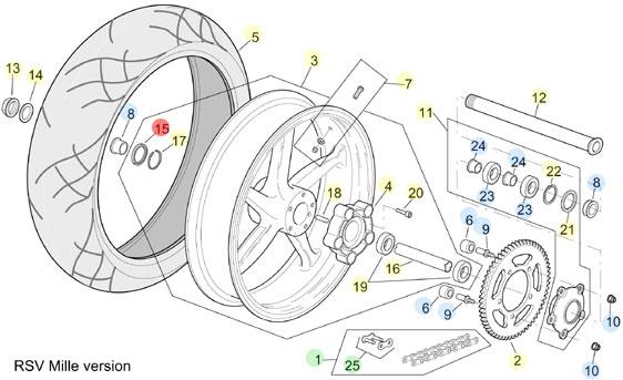 Enjoyable Aprilia Mille Wiring Diagram Online Wiring Diagram Wiring Digital Resources Pelapshebarightsorg