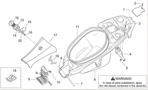 [DIAGRAM] Aprilia Sr 50 Factory Wiring Diagram FULL