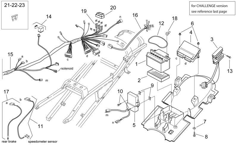 aprilia rs 125 wiring diagram off grid solar panel af1 racing | vespa piaggio guzzi norton ural zero