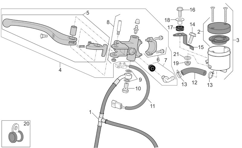 Brembo Brake Pin Safety Wired?