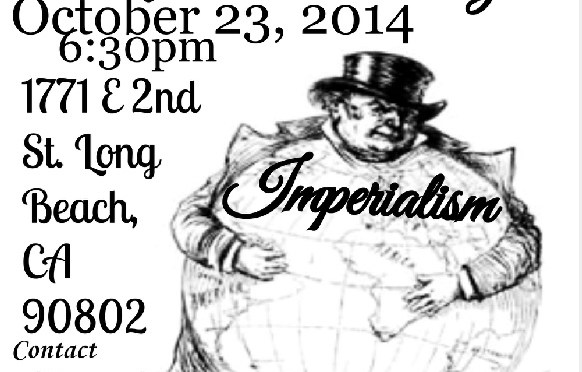 AF3IRM South Bay's Women Dialogues: Imperialism