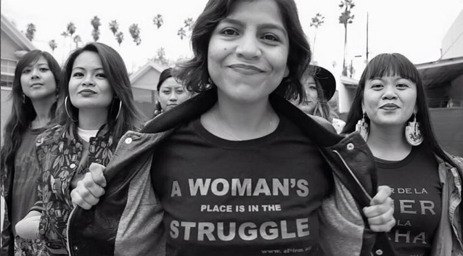 Organized and Dangerous: Women Push Onward to Liberation