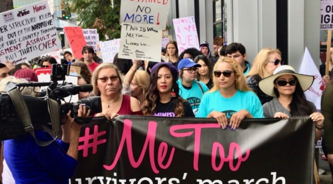 Now Is The Time: #MeToo Speech by National Chair Ivy Quicho