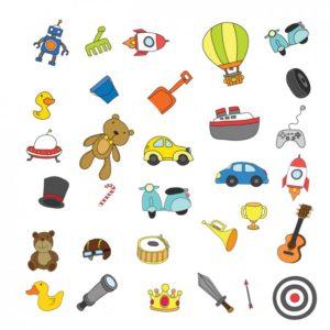 coleccion-de-juguetes-de-ninos-a-color_1096-33