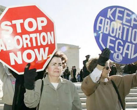 Abortion Protesters