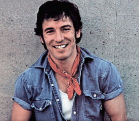 An Open Letter to Bruce Springsteen