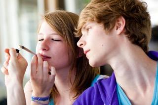 Medical Marijuana Linked to Teen Pot Use