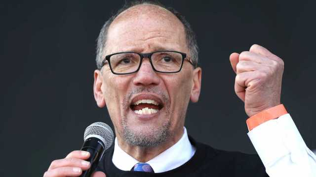WATCH: DNC Chair Tom Perez Attacks Americans Who Vote Based On Faith