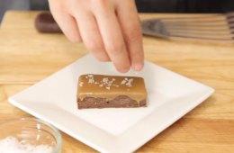 caramel mou fudge