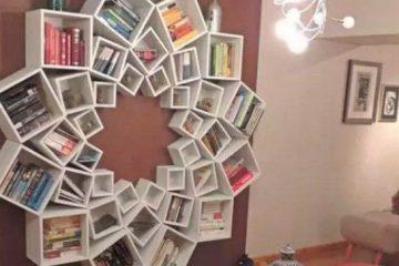 les plus belles décorations de bibliothèques