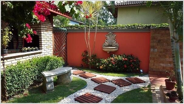 les bonnes id es pour cr er une all e de jardin pleine de charme trucs et astuces faire. Black Bedroom Furniture Sets. Home Design Ideas