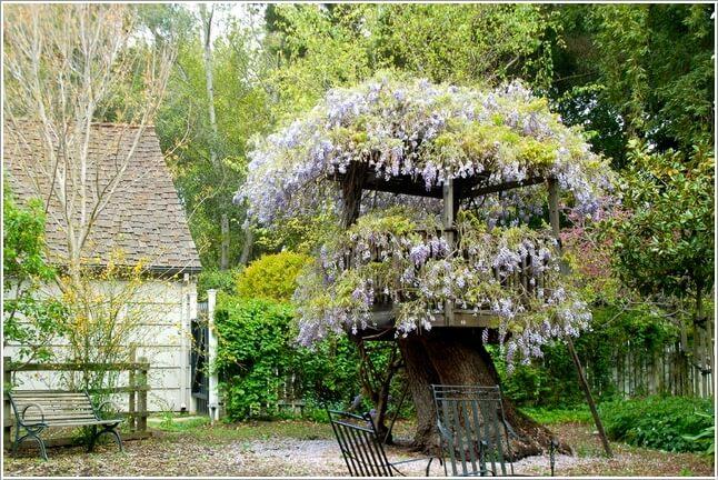 21 id es absolument magnifiques pour transformer une souche d arbre trucs et astuces faire - Souche d arbre decorative ...