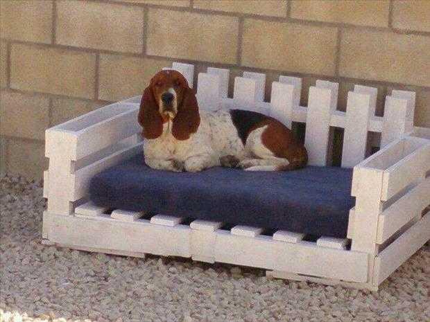 palettes-en-bois-lit-chien