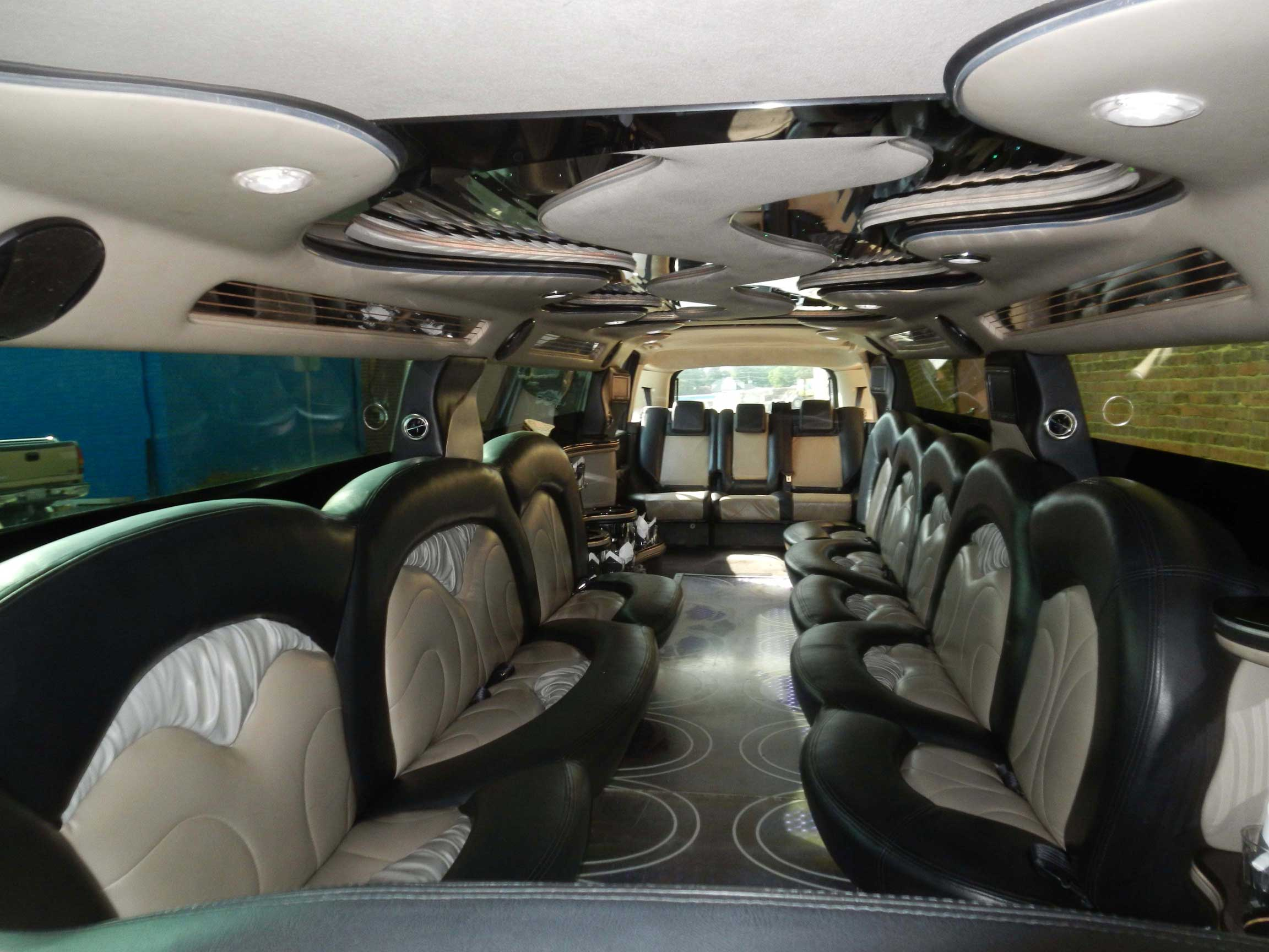 Formal 8 Range Rover Limousine A Formal Affair LLC Limousine