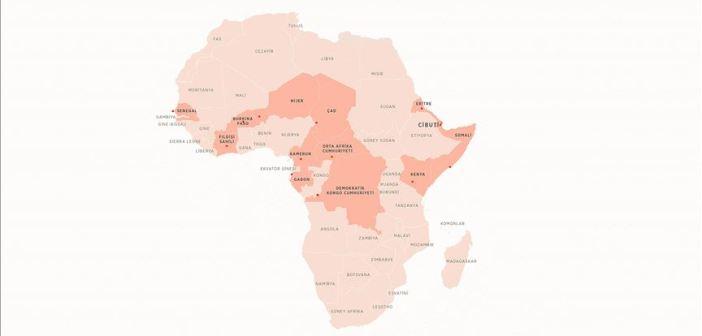 Afrika Frank Zincirinden Kurtuluyor