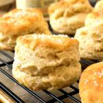 Sweet Buttermilk Biscuits A Family Feast