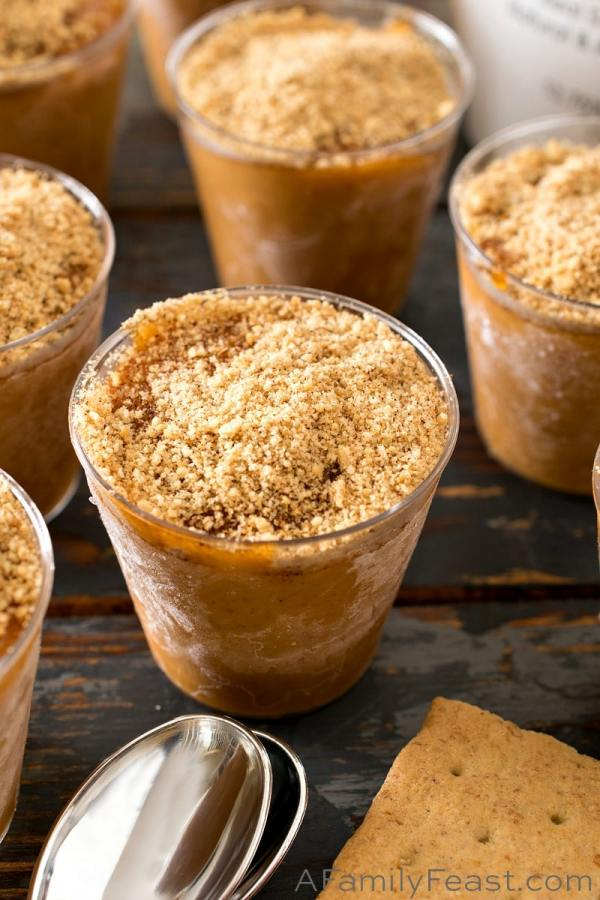 Rumchata Pudding Shots Imgurl