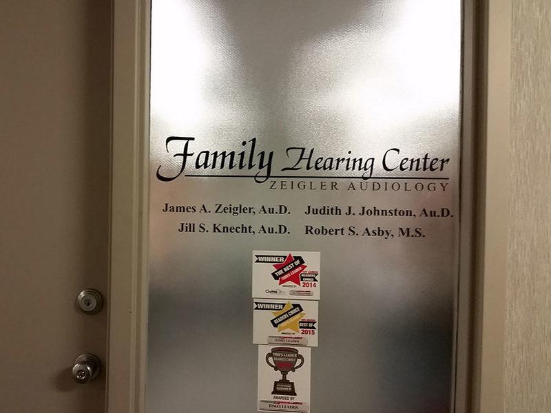 Family Hearing Center Kingston office
