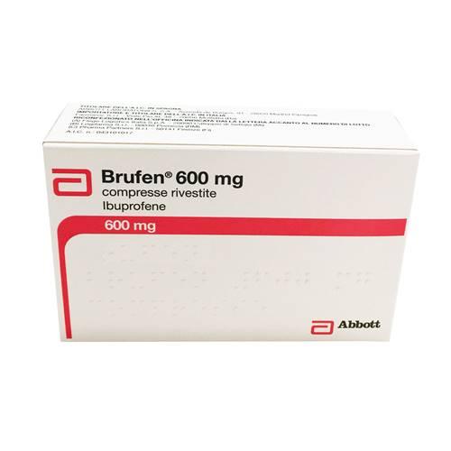 Brufen 600 mg x 60 comp revest A Farmácia Online