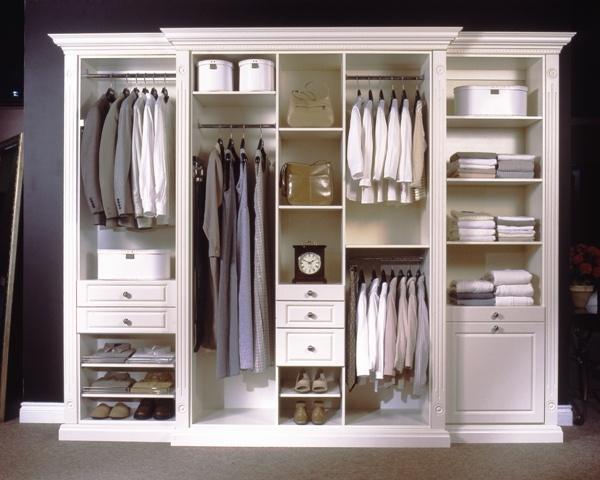 Build Custom Closet System
