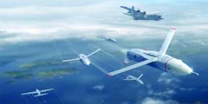 LOCUST drones in use