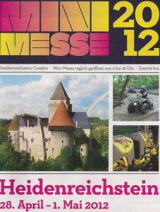 Mini Messe 2012