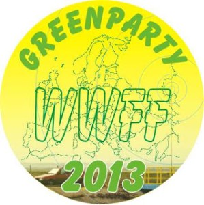 Greenparty WWFFF 2013