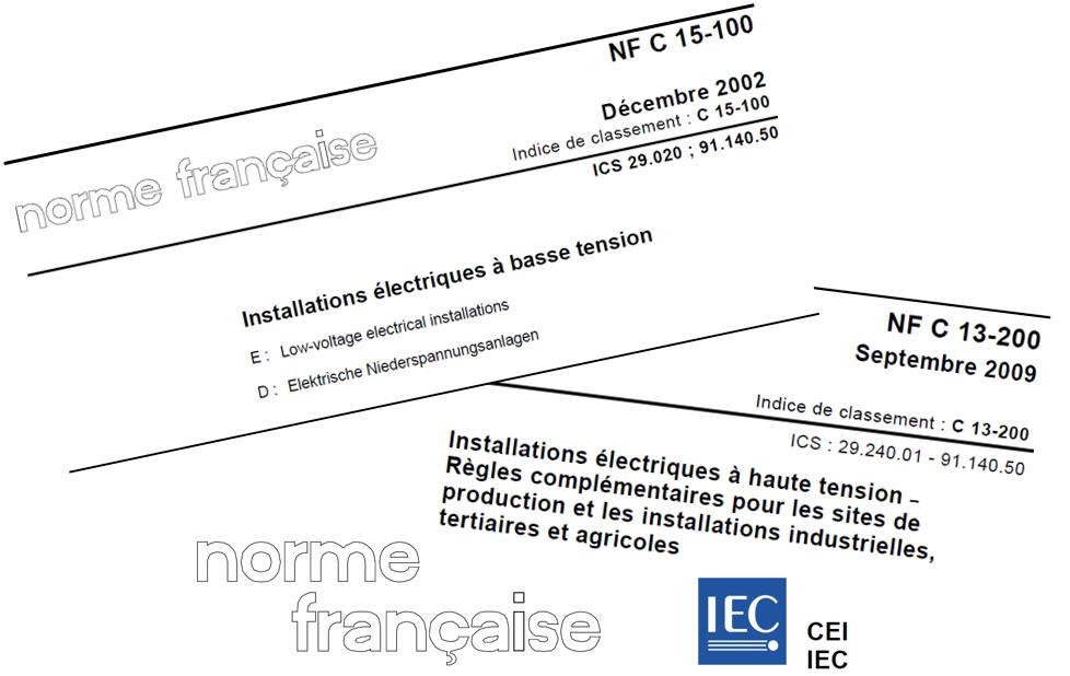 NF C 13-200 PDF DOWNLOAD
