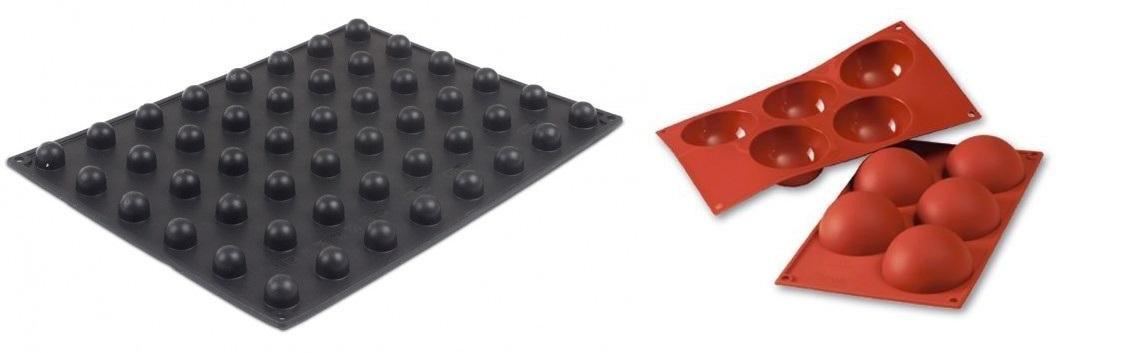 moules en silicone afcoltellerie