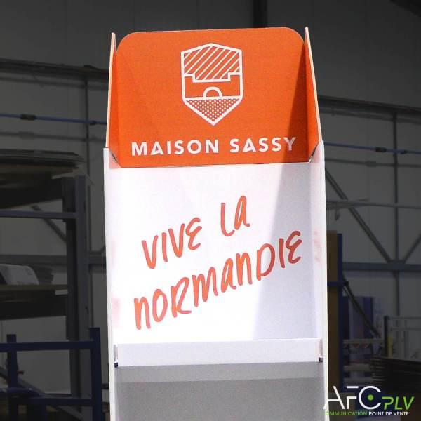 PLV de Sol Maison Sassy