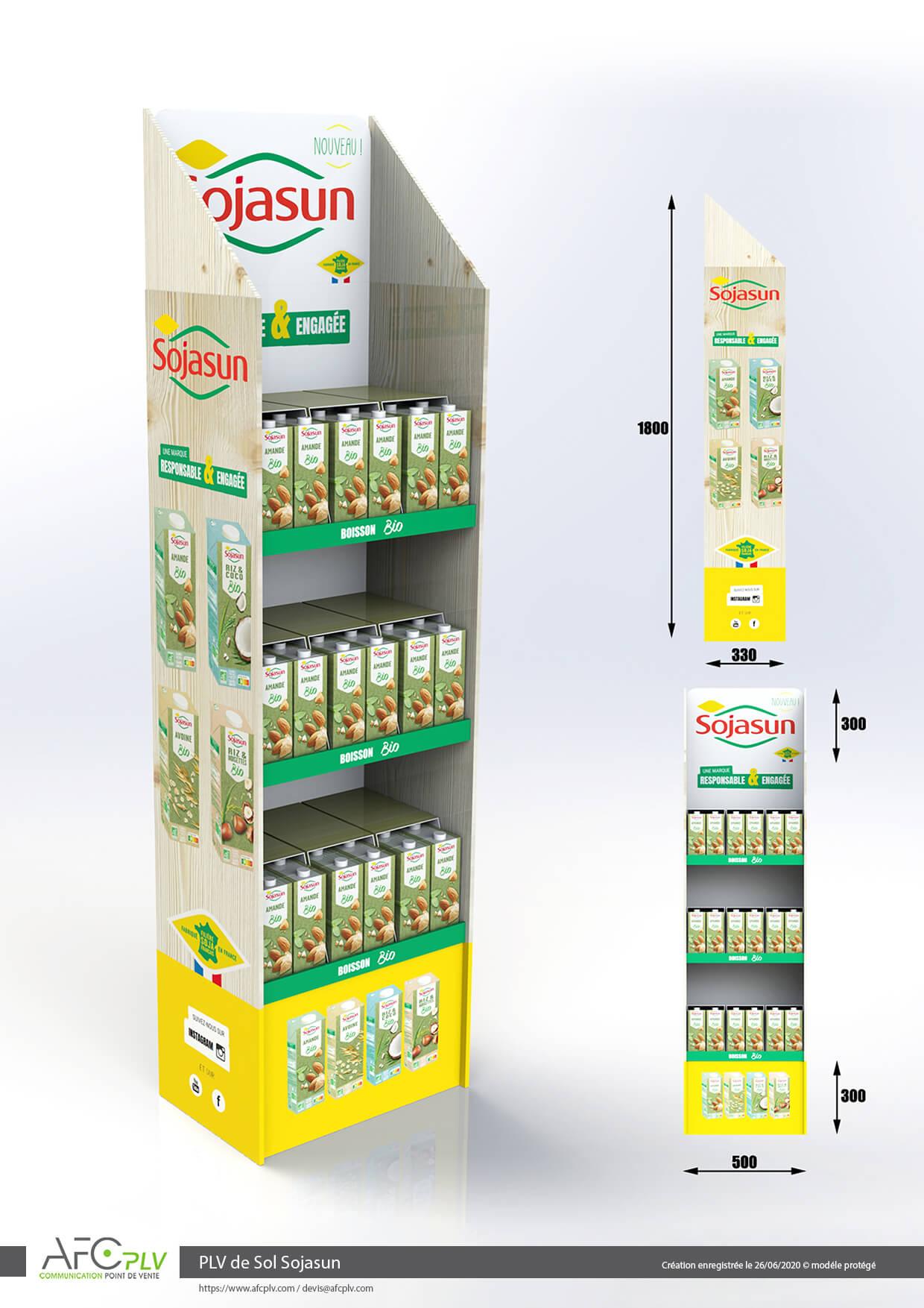 PLV de Sol Sojasun