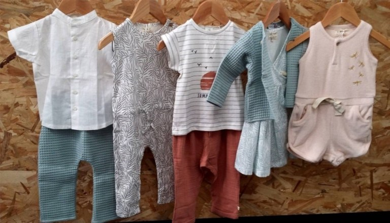 Bourse aux vêtements d'occasion printemps-été 2021- 18,19 juin 2021 – Vêtements enfants 0 -16 ans