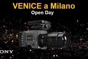 Sony Venice open day