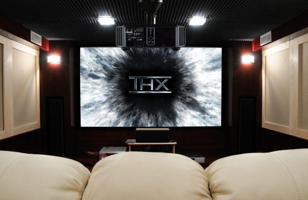 THX home entertainment