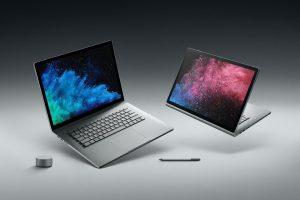 Al via le prenotazioni in Italia per il Surface Book 2 di Microsoft