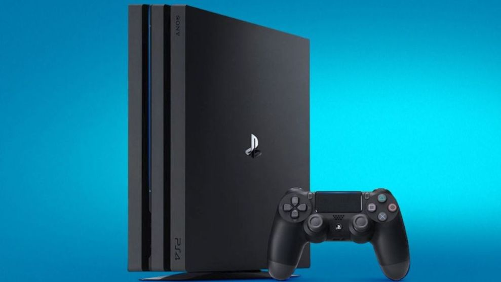 PS4 firmware home