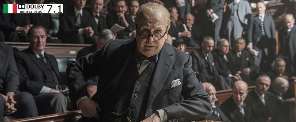Darkest Hour 4K